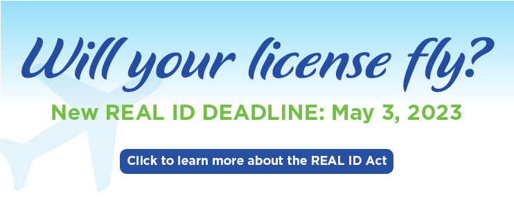 Real ID Update from Revenue