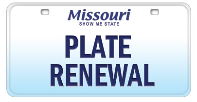 MORE - Online License Plate Renewal System