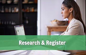 Research & Register