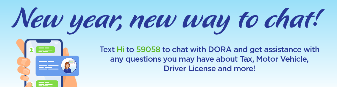 New year, new way to chat! Text Hi to 59058