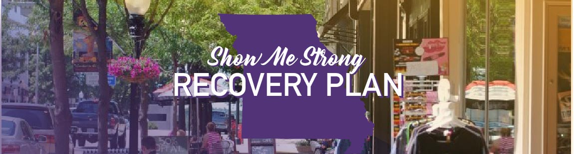 Show Me Strong Recovery Plan Information