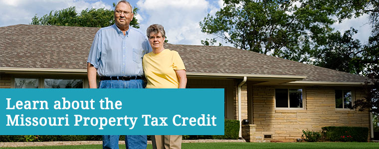Learn about the Missouri Property Tax Credit