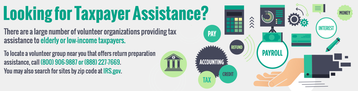 Looking for Taxpayer Assistance?